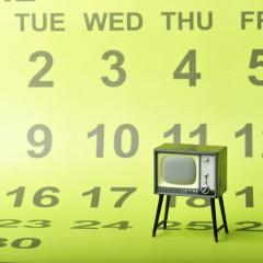 イメージ画像としてテレビの画像