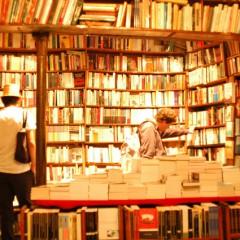 イメージ画像として書店