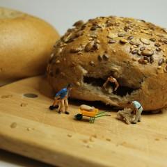 イメージ画像としてパン